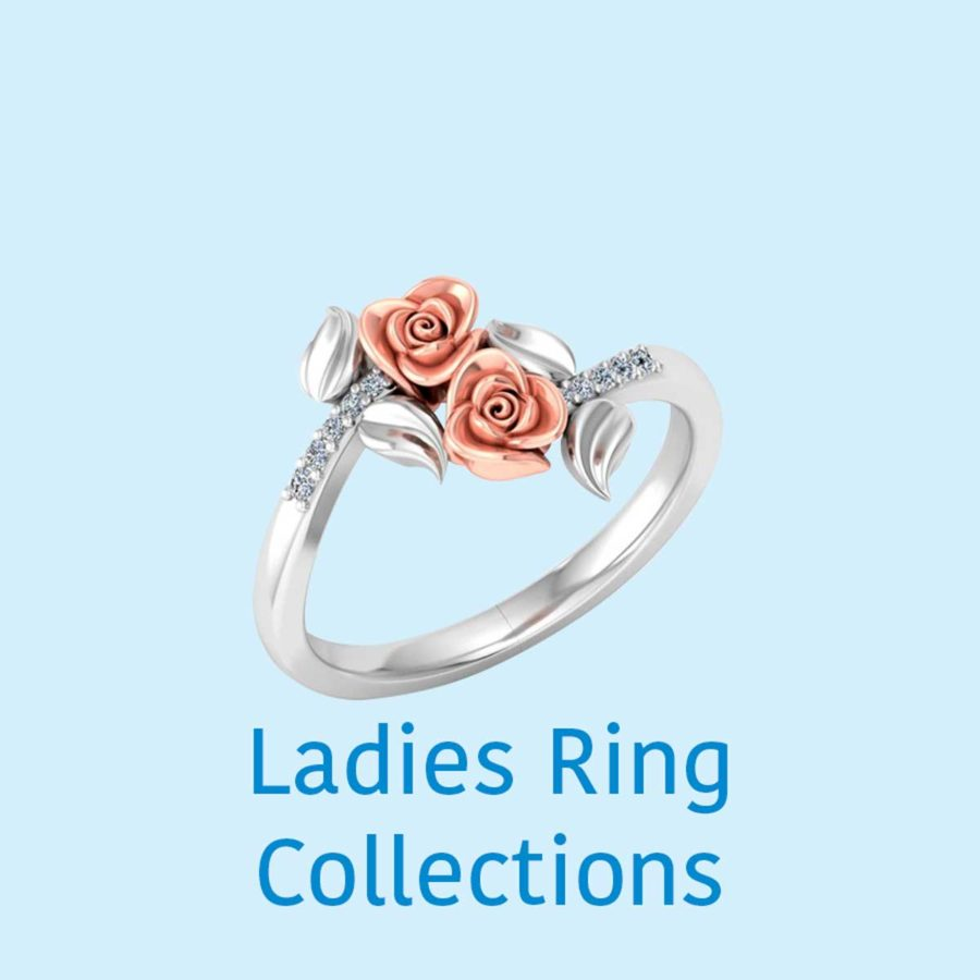 LADIES RINGS COLLECTIONS